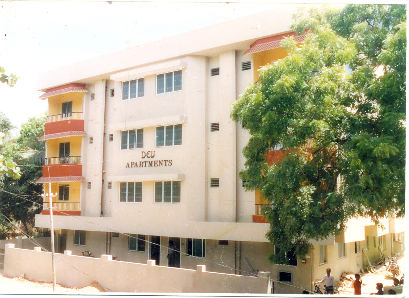 Dev Apartments 12 Th Cross St Indira Nagar Adyar