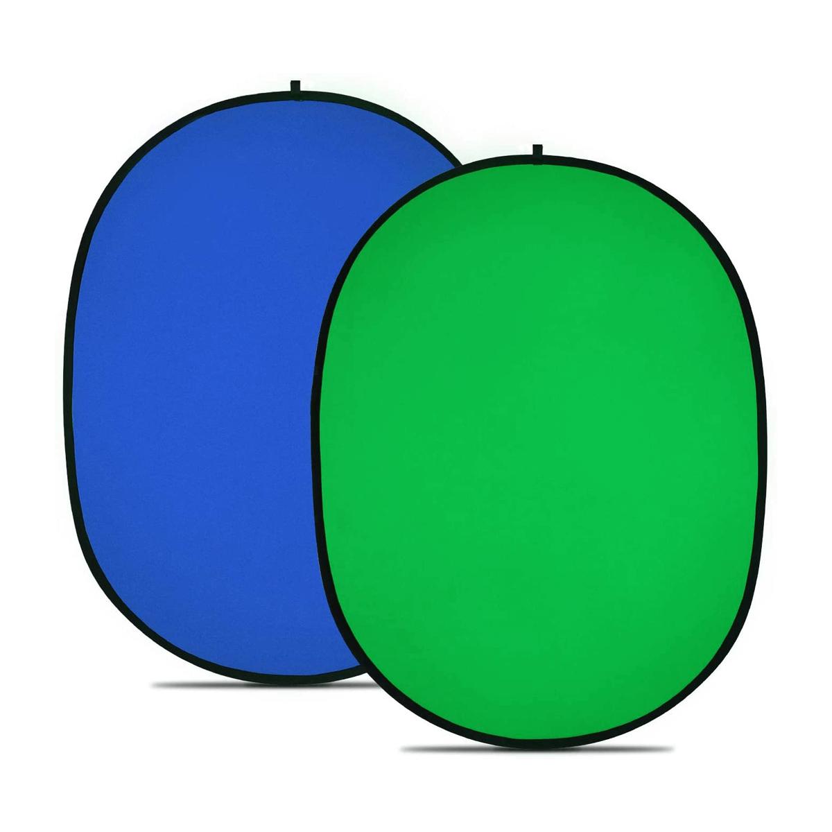 Reversible Greenscreen Backdrop