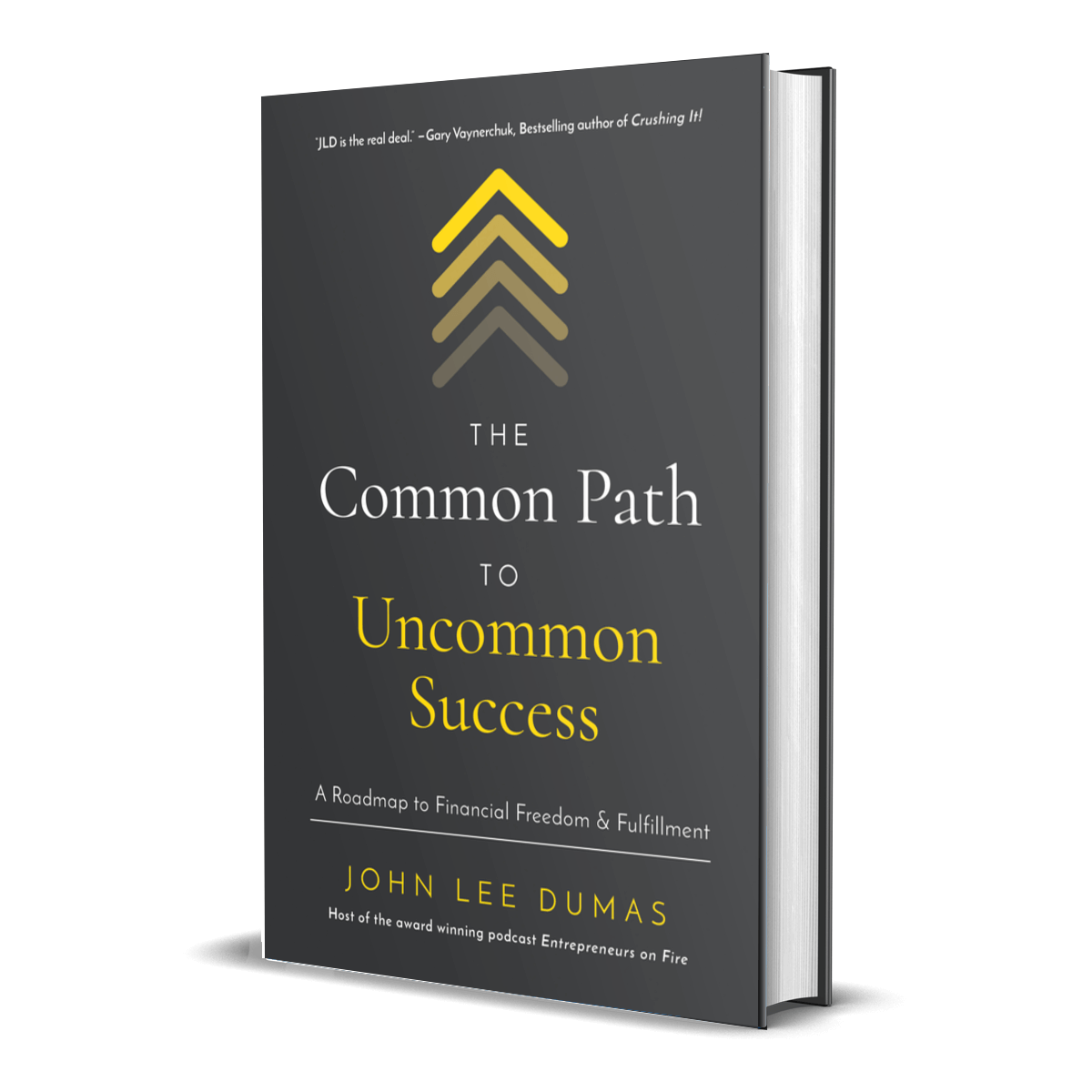 The Common Path to Uncommon Success by John Lee Dumas