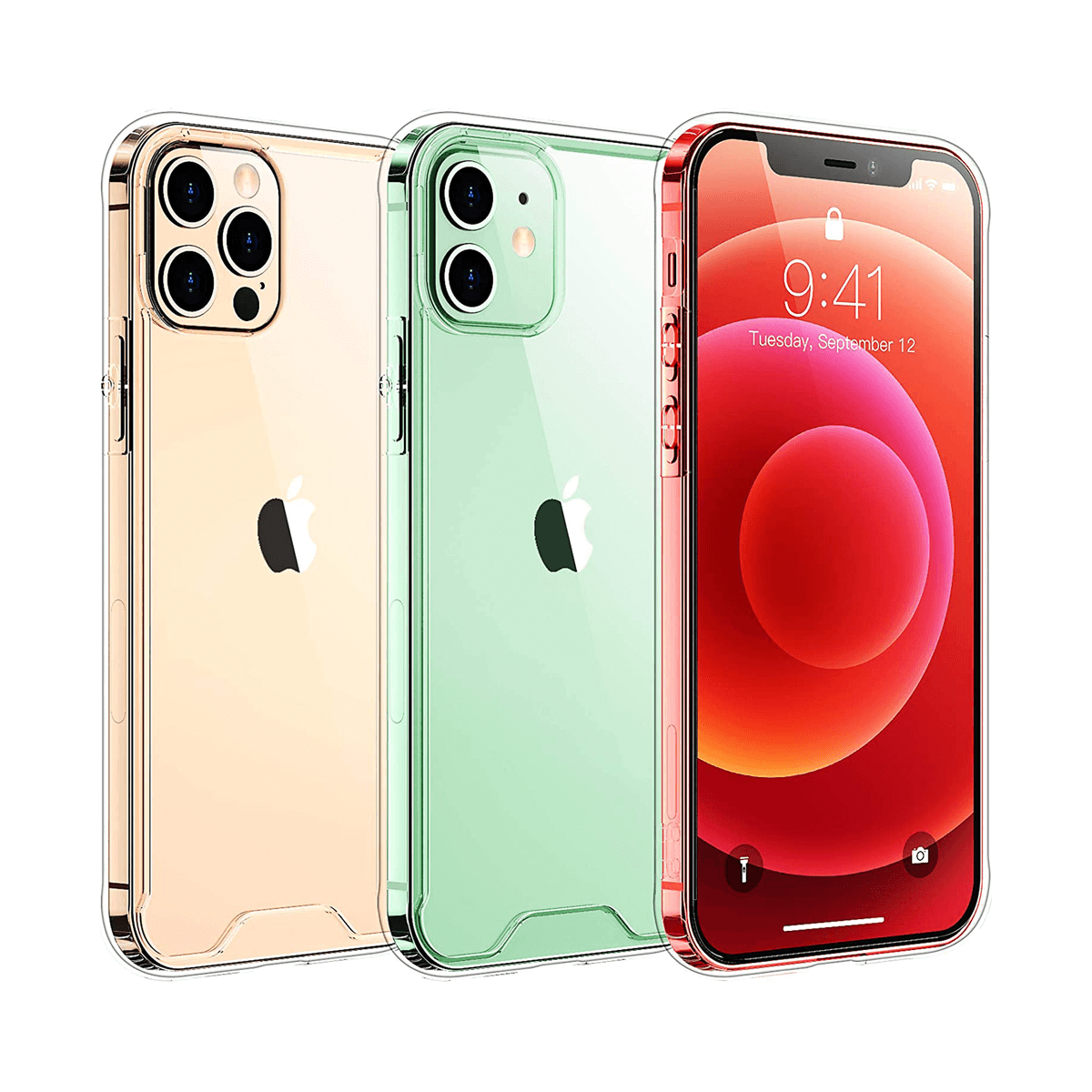 Temdan iPhone 12 Case