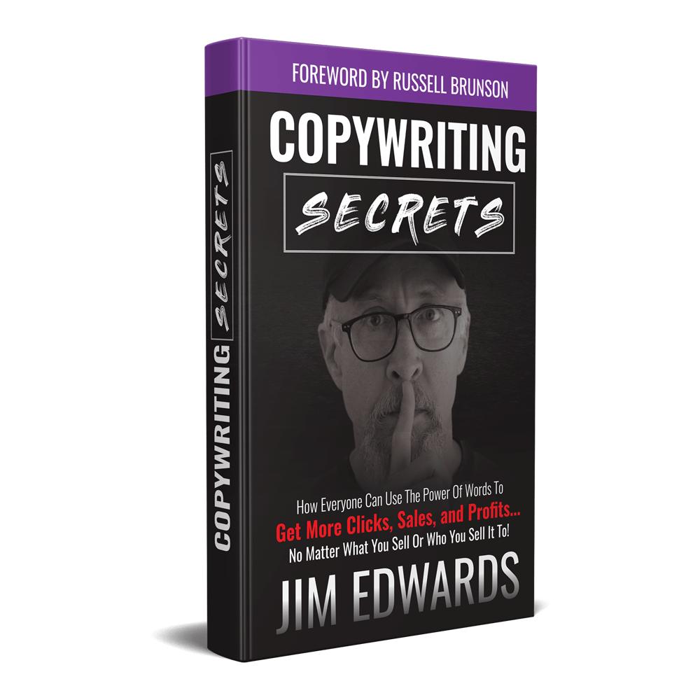 Copywriting Secrets by Jim Edwards